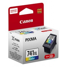 Canon CL-741XL Color Ink Cartridge with Print Head (High Capacity)