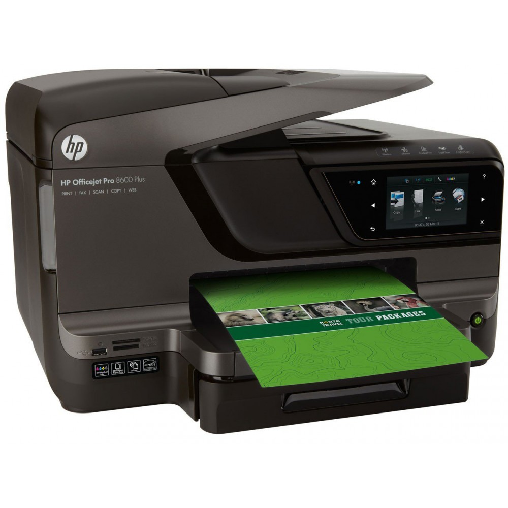 HP Officejet Pro 8600 Plus 雲端多功能事務機( N911G)