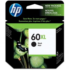 HP 60XL High Yield Black Original Ink Cartridge
