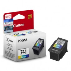 Canon CL-741 Color Ink Cartridge with Print Head (Standard Capacity)