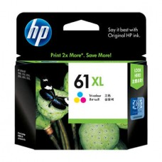 HP 61XL High Yield Tri-color Original Ink Cartridge