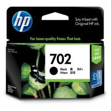 HP 702 Black Inkjet Print Cartridge for OJ J3608