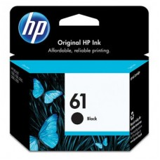 HP 61BK Ink Cartridge