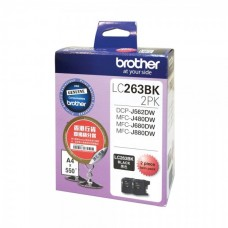 Brother LC263BK 2PK