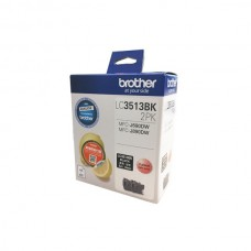Brother LC3513BK 2PK