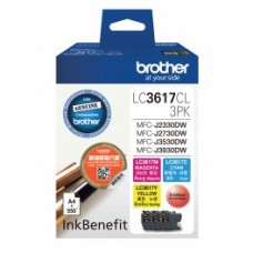 Brother LC3617CL3PK