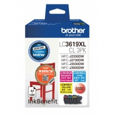 Brother LC3619XLCL3PK