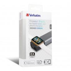 Verbatim Li-ion Apple Watch流動充電池6,700mAh