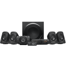 Logitech Z906 5.1 SURROUND SOUND SPEAKER SYSTEM THX Surround Sound