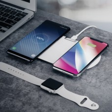 Momax Q.Pad Dual Wireless Charger