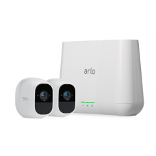 Netgear Arlo Pro 2 Smart Security System with 2 Cameras (VMS4230P)