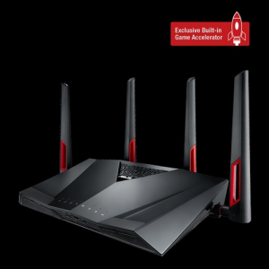 ASUS RT-AC88U AC3100 Dual Band Gigabit WiFi Gaming Router