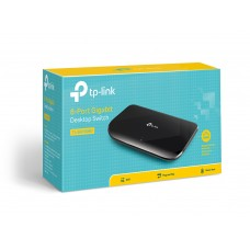 TP-LINK 8 埠 Gigabit 桌上型交換器