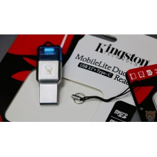 Kingston MobileLite Duo 3C Reader