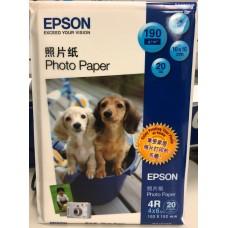Epson Photo Paper 照片紙