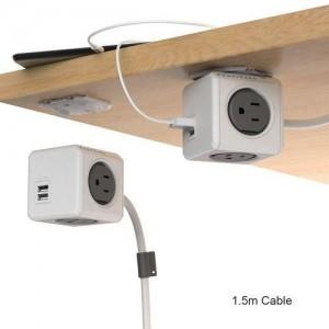 Allocacoc PowerCube Extended USB 3M
