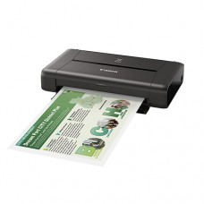 Canon PIXMA iP110B Portable A4 Photo Printer (with Battery)