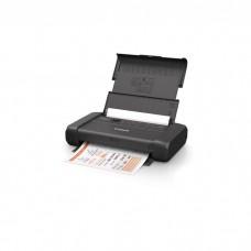 Canon PIXMA TR150 w/BAT A4 Portable Photo Printer