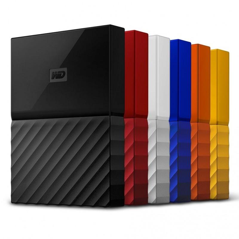 WD MyPassport 4TB