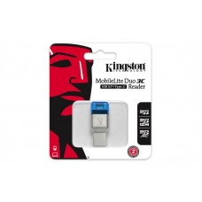 Kingston MobileLite Duo 3C USB3.1+Type-C Reader