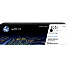 HP 206A Black Original LaserJet Toner Cartridge