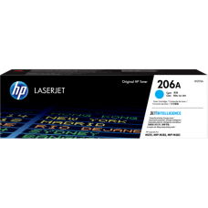 HP 206A Cyan Original LaserJet Toner Cartridge