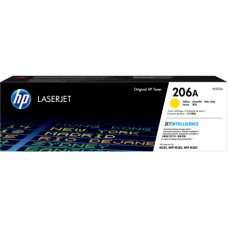 HP 206A Yellow Original LaserJet Toner Cartridge