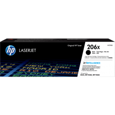 HP 206X High Yield Black Original LaserJet Toner Cartridge